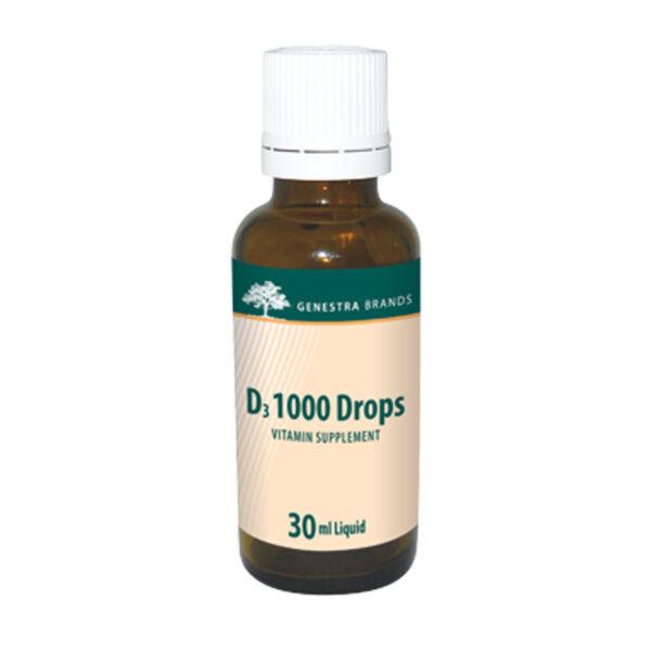 D3 1000 Drops