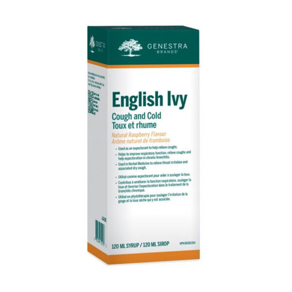English Ivy Cough and Cold