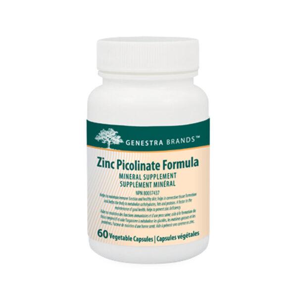 Zinc Picolinate Formula