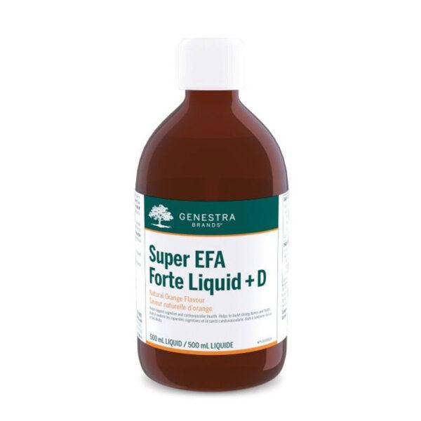 Super EFA Forte Liquid + D