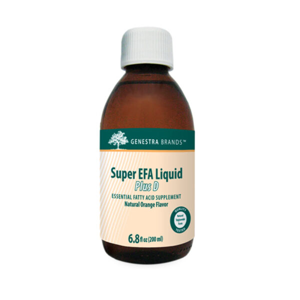 Super EFA Liquid Plus D