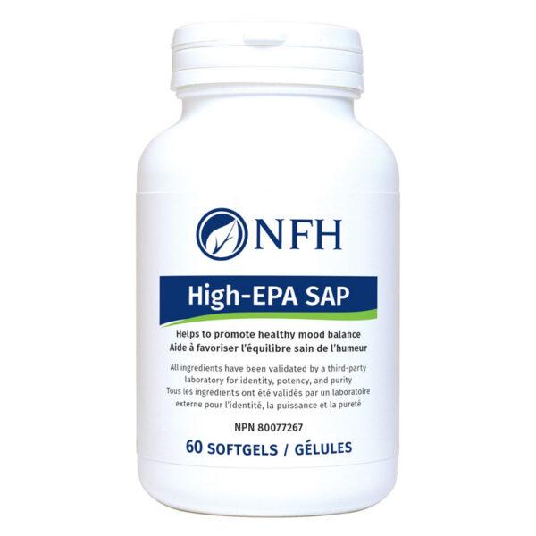 High-EPA SAP