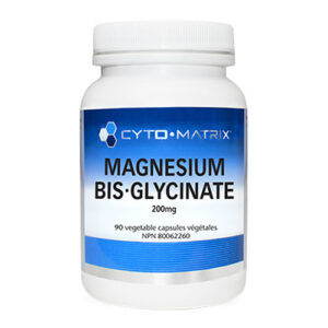Magnesium Bis-Glycinate 200mg