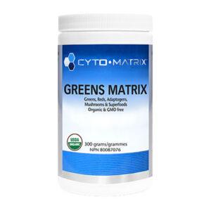 Greens Matrix