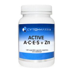 Active A.C.E.S. + Zinc
