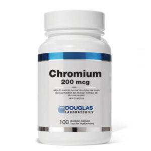 Chromium 200 mcg