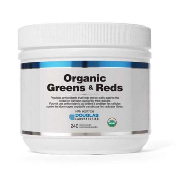 Organic Greens & Reds