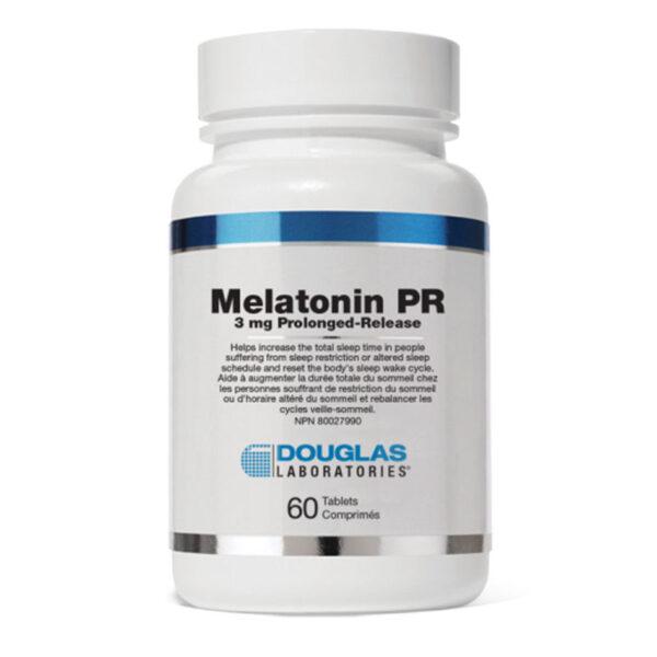 Melatonin PR 3 mg Prolonged-Release