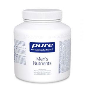 Men's Nutrients