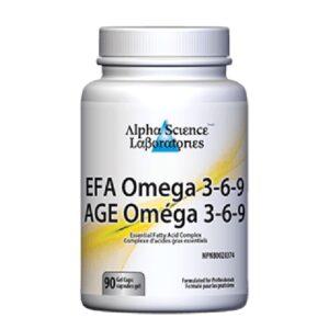 EFA Omega 3-6-9