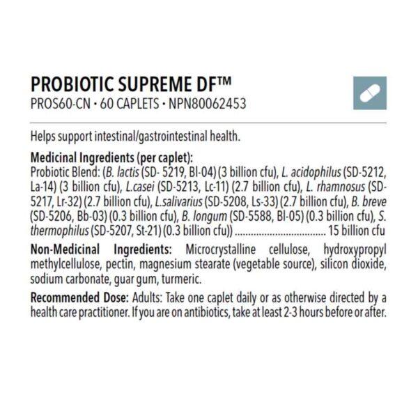 Probiotic Supreme DF