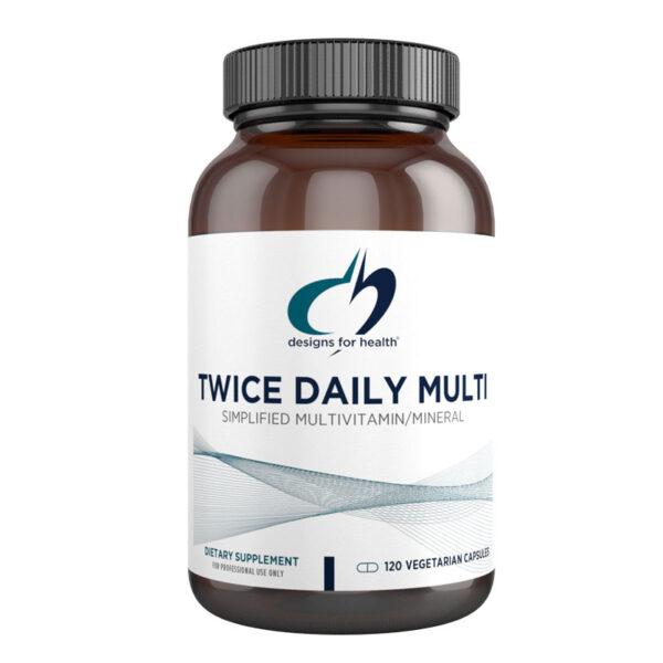 Twice Daily Multi